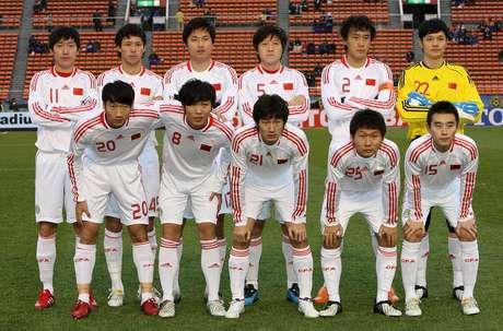 <p>China ocupa o109º lugar no ranking da Fifa, a pior da história da equipe</p>