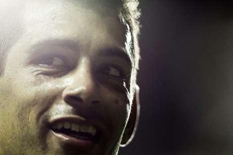 <p>Diego Souza atuou no Palmeiras em 2009</p>