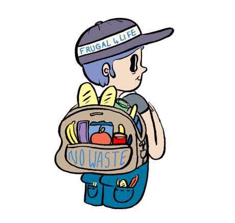 <p><strong>João Malandrão</strong><br />Sua mochila está sempre cheia de pães e biscoitos emprestados do buffet de café da manhã do hostel para garantir o resto o dia. Seu radar pra encontrar WiFi grátis é digno da NASA. E se der pra pular no metrô ou no ônibus sem ter um bilhete, por que não? Pão durice? Que nada, apenas bom senso!</p>