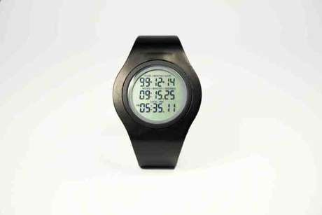 Relógio Tikker faz contagem regressiva para a morte do usuário