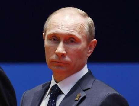 <p>Vladimir Putin, o homem mais poderoso do mundo, segundo a Forbes</p>