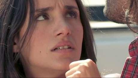Isidora Urrejola grabó el teaser como protagonista de esta historia.