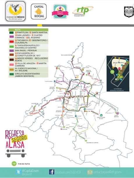 Corona Capital Transporte Econ Mico Y Seguro Para Llegar