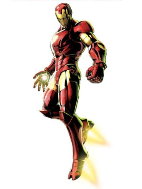 <p>Talos, a diferencia de la armadura Mark, de Iron Man, no puede volar</p>