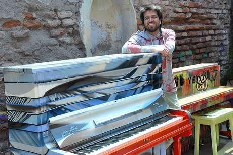 <p>Mas pianos en mi ciudad es un regalo que Mall Plaza Egaña hace a la ciudad.</p>