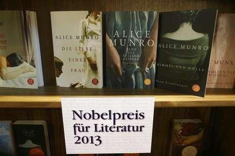 Alice munro premio nobel 2013