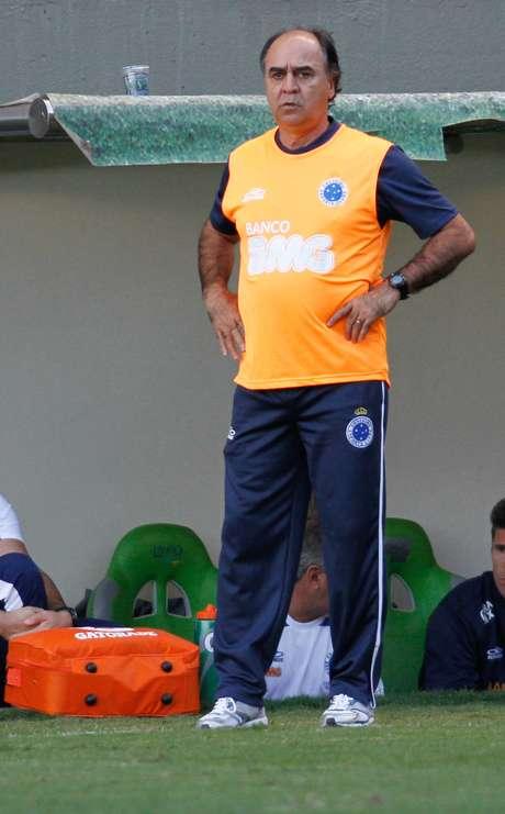 <p>Treino segue no Cruzeiro para a temporada 2014</p>
