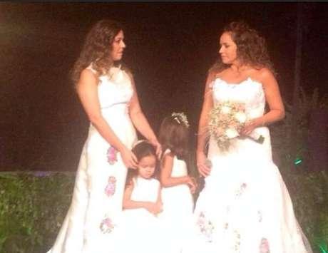 Daniela Mercury e Malu Verçosa passarão a lua de mel em Fernando de Noronha