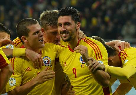 <p>Romênia está próxima de confirmar vaga na repescagem</p>