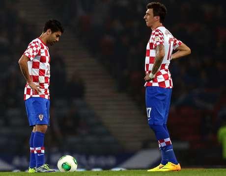 <p>Croatas aguardam sorteio que será realizado na próxima segunda-feira</p>
