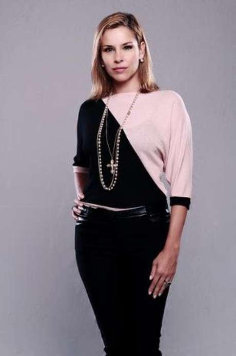 Ángela Vergara es Cristina en 'Comando élite'.