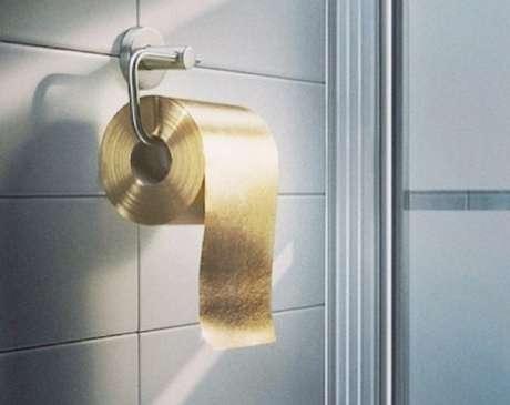 Venden papel higiénico de oro en un millón de Euros