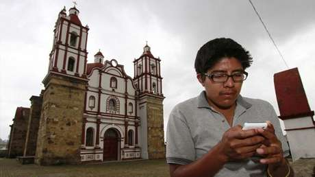 <p>El uso del celular se ha incrementado hasta alcanzar comunidades apartadas</p>