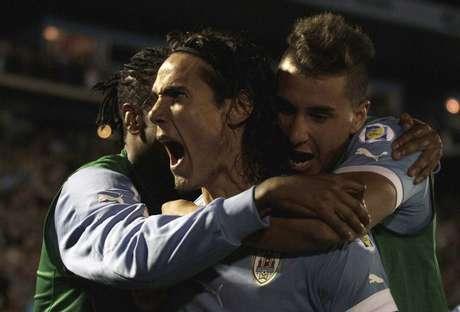 Uruguai de Cavani vai tentar vaga à Copa do Mundo por meio da repescagem contra Jordânia