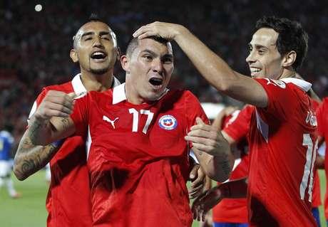 Com vitória sobre Equador, chilenos foram a 28 pontos e terminaram em terceiro