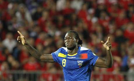 Equador também conseguiu classificação pois terminou com saldo maior do que o Uruguai