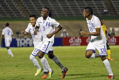 Honduras empatou com a Jamaica e carimbou presença direta na Copa de 2014