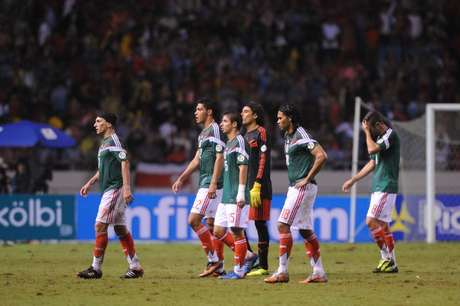 La Selección Mexicana no pudo con Costa Rica y va al repechaje contra Nueva Zelanda, por un lugar en Brasil 2014