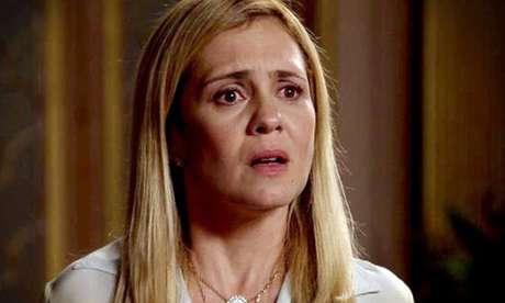 """Adriana Esteves, más conocida como """"Carminha""""."""