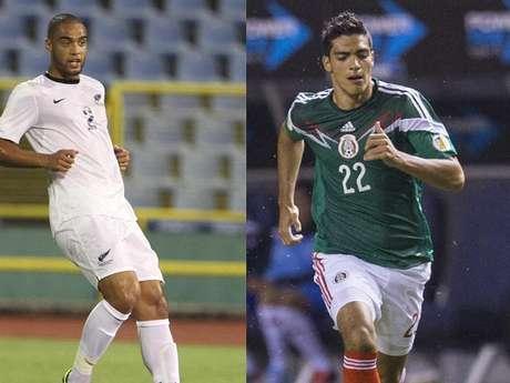 México vs. Nueva Zelanda por un boleto a Brasil 2014