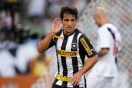 <p>Lodeiro é o único uruguaio em boa fase atuando no Brasil</p>