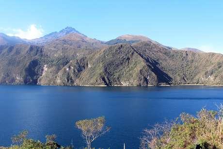 <p>Também em Cotacachi está localizada aReserva Ecológica Cotacachi Cayapas</p>