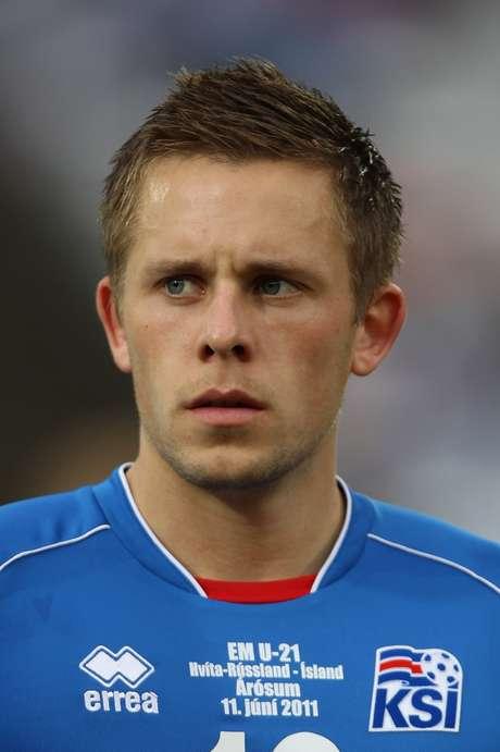Sigurdsson, do Tottenham, é um dos poucos jogadores islandeses com rodagem nas principais competições da Europa