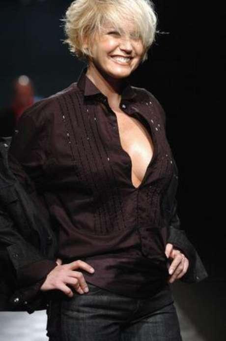 <p>Xuxa deve renovar seu contrato com a Globo</p>