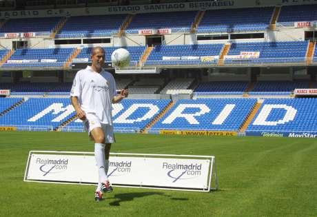 <p>Zinedine Zidane fue un ídolo en Juventus y Real Madrid</p>