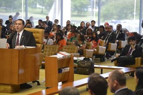 O relator dos recursos é o ministro Luís Roberto Barroso
