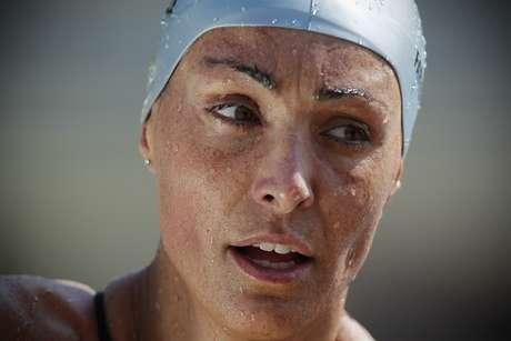Fabíola Molina esteve em três Olimpíadas