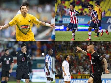 <p>Conoce los resultados de la fecha 15 de la Liga MX.</p>