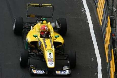 <p>Nasr chegou à GP2 em 2012 (foto), mas ainda não venceu na categoria; última vitória veio em julho de 2011, ainda pela Fórmula 3</p>