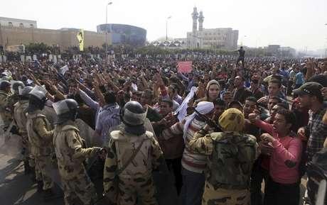 <p>Violência no Egito não afetará partida, segundo Fifa</p>