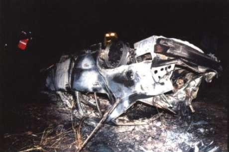 Cantor João Paulo morreu em um acidente com sua BMW 328i em 1997