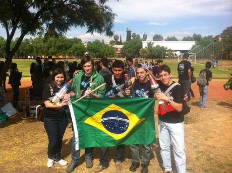 A equipe brasileira superou todos os resultados obtidos nas últimas participações