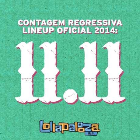 São Paulo descobrirá atrações do Lollapalooza Brasil em 11 de novembro