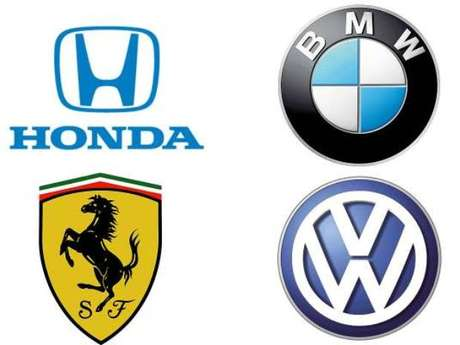Logos de las marcas de Autos