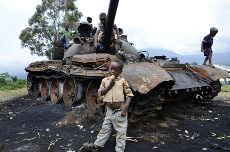 República Democrática do Congo é, há anos, tomada por guerras civis e conflitos entre diferentes grupos e governos