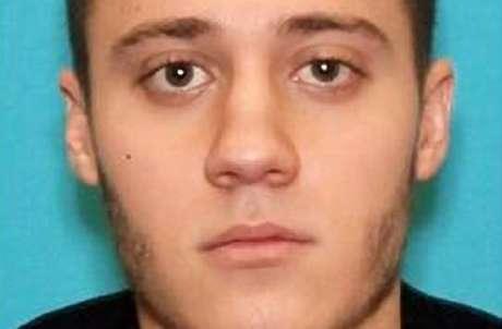 Imagem divulgada pelo FBI mostra Paul Ciancia, 23 anos, que foi identificado como o atirador
