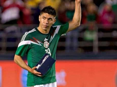 Oribe Peralta es la esperanza de gol para México en los duelos contra Nueva Zelanda