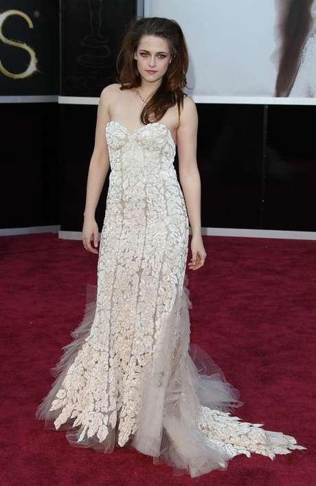 <p>Kristen Stewart está no elenco de<em>Anaesthesia</em></p>