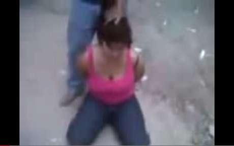 Una imagen captada del video