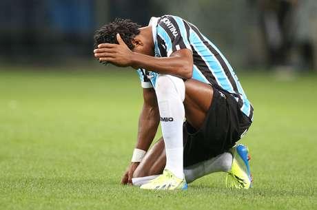<p>Zé Roberto vive momento complicado no Grêmio</p>