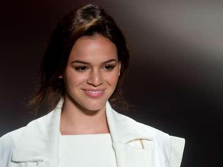 <p>Bruna Marquezine desfilou para a Coca Cola Jeans nas duas últimas edições do Fashion Rio</p>