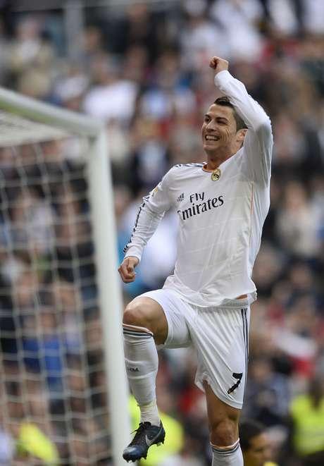 <p>Cristiano Ronaldo contar&aacute; com apoio de campanha da torcida do Real Madrid na ter&ccedil;a-feira</p>
