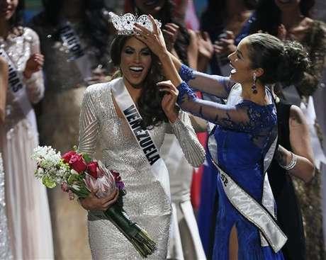 Venezuela se hizo con la séptima corona de Miss Universo, gracias a la belleza de María Gabriela Isler