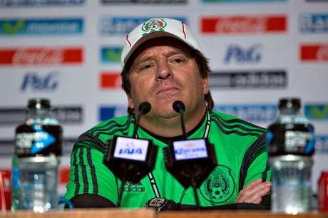"""El """"Piojo""""está contento con el accionar de la Selección Mexicana, que en tres partidos amistosos ha anotado 12 goles."""