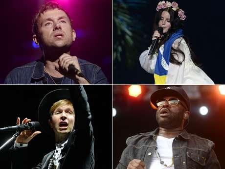 Blur, Lana Del Rey, Beck e The Roots tocaram no Planeta Terra Festival