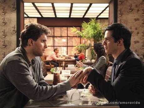 <p>Niko e Félix estão se aproximando e vão viver um romance</p>